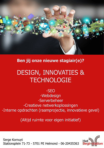 poster ictmarketing klein