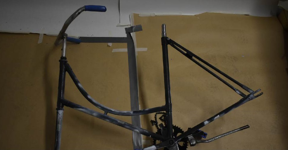 fiets fietsen blue is the new black